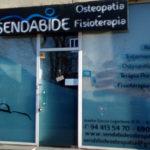 Entrada Sendabide